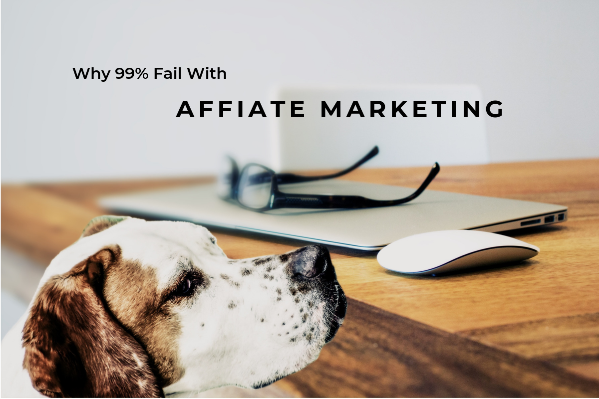 99% Fail With Affiliate Marketing