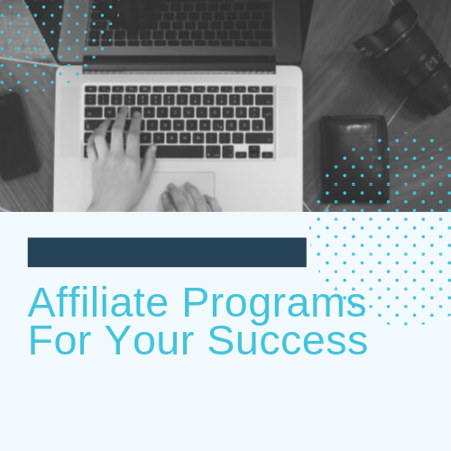 My Top Affiliate Program Picks